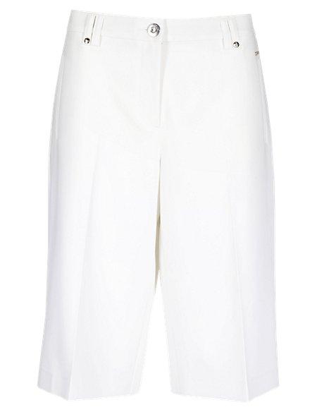Roma Rise Tailored Shorts