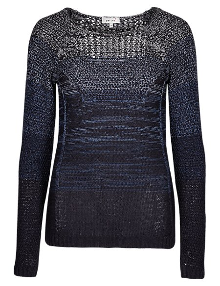 Ombre Effect Jumper