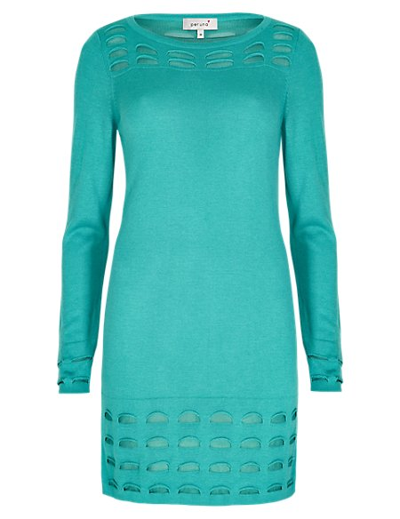 Textured Knitted Tunic