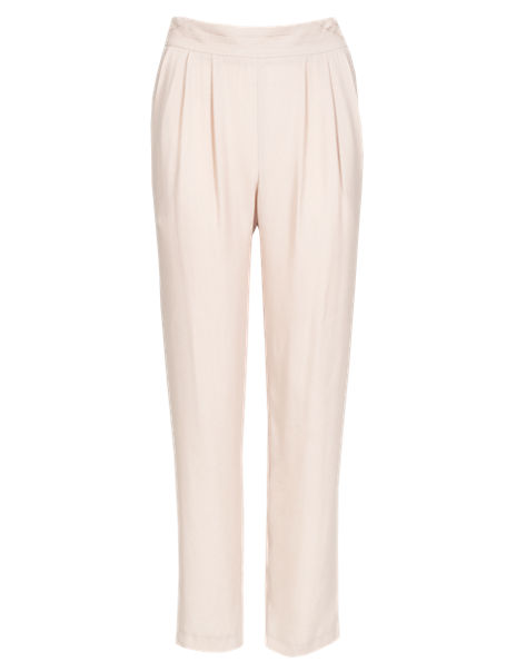 Tailored Pleat Front Trousers