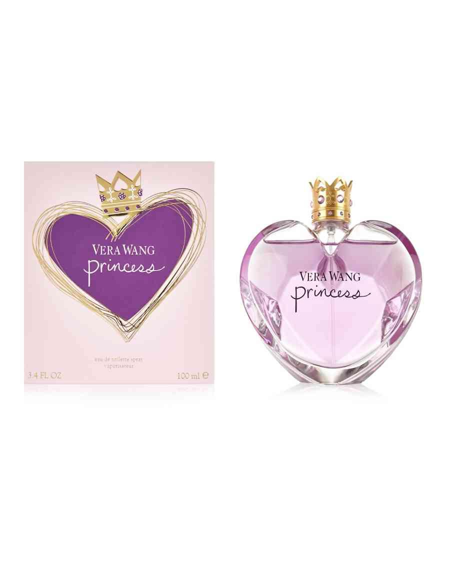 Princess Eau De Toilette Spray 100ml Vera Wang Ms For Women Parfum 100 Ml