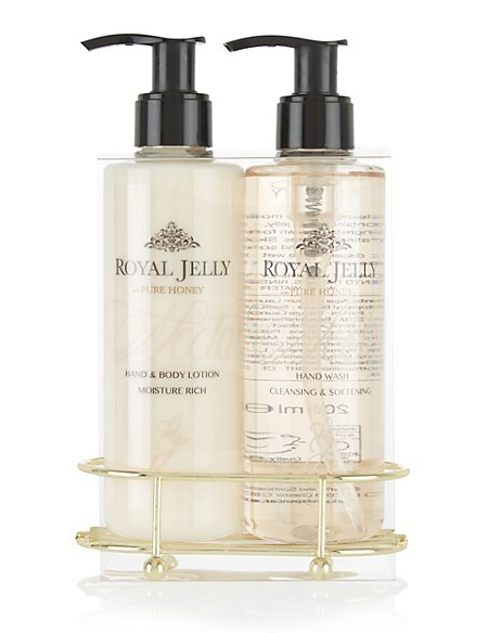 Hand Wash & Body Lotion Set