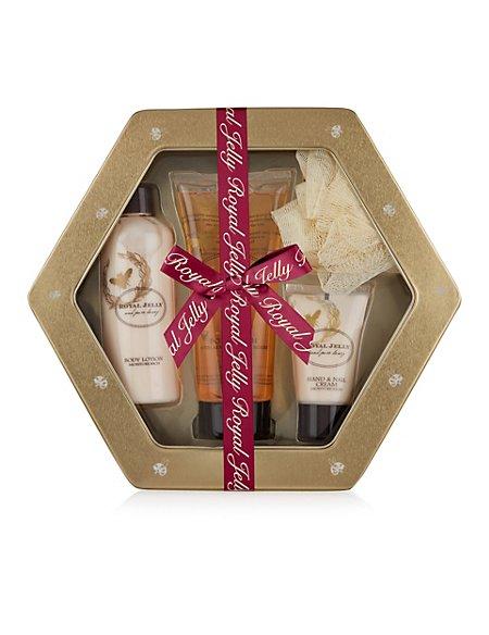 Hexagon Gift Tin