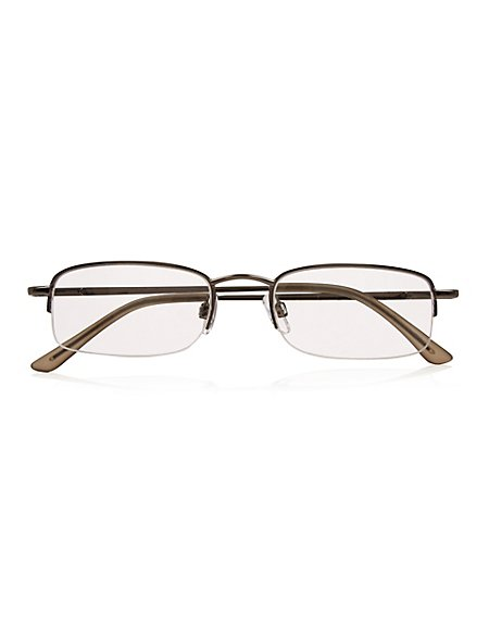 Half Frame Reading Glasses