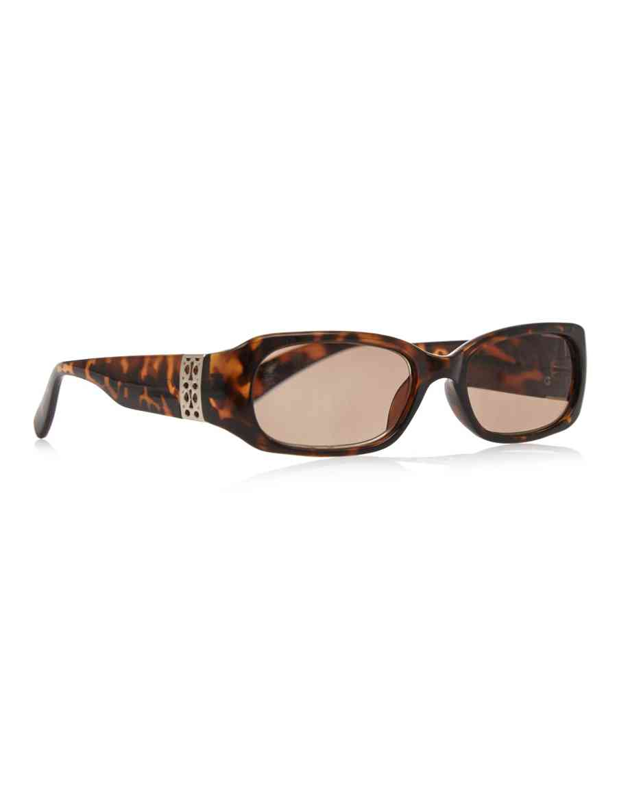 c60c4f0c21 Large Mock Tortoiseshell Reading Sunglasses