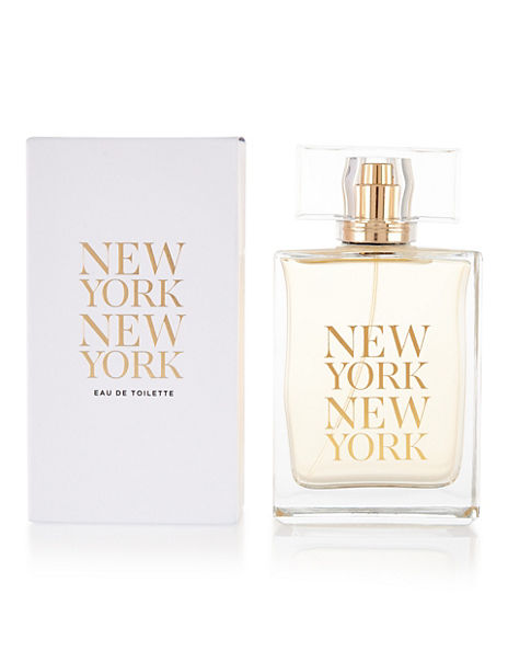 New York New York Eau de Toilette 100ml