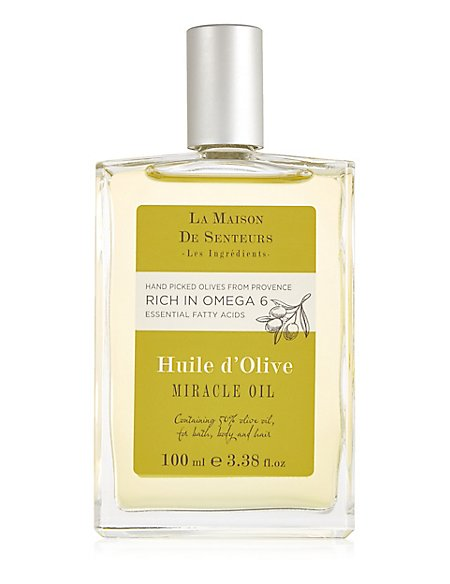 Huile d' Olive Miracle Oil 100ml