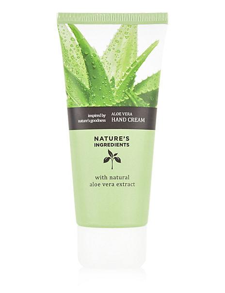 Aloe Vera Hand Cream 100ml