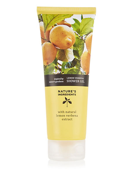 Lemon Verbena Shower Gel 250ml