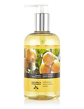 Lemon Verbena Hand Wash 300ml