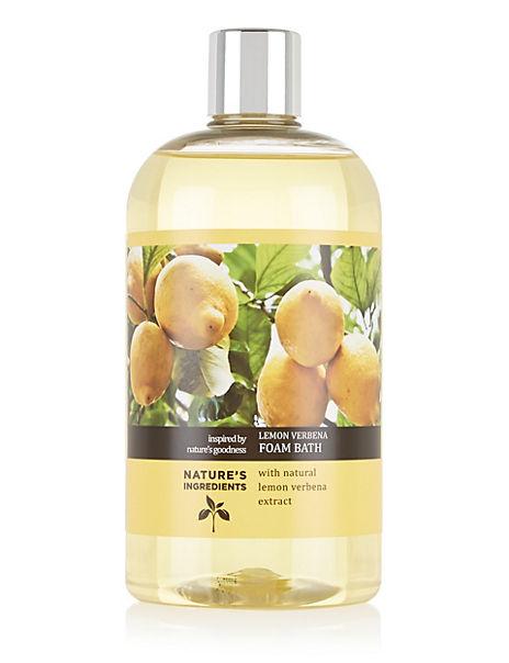 Lemon Verbena Bath Foam 500ml