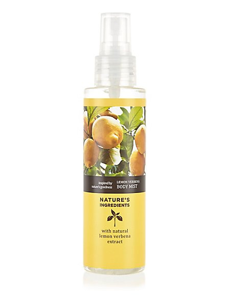 Lemon Verbena Body Mist 125ml