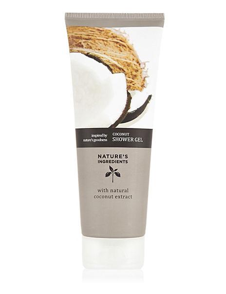Coconut Shower Gel 250ml