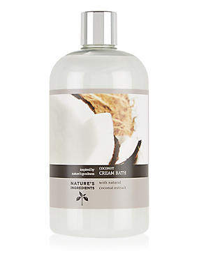 Coconut Bath Cream 500ml