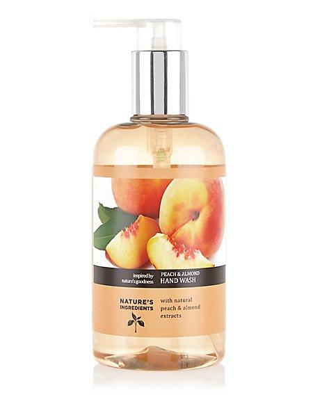 Peach Hand Wash 300ml