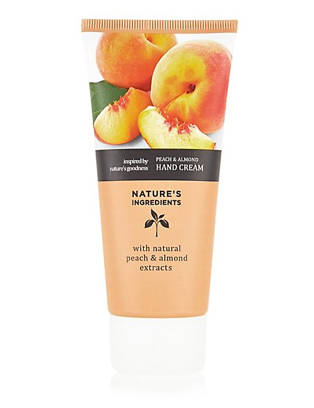 Peach & Almond Hand Cream 100ml