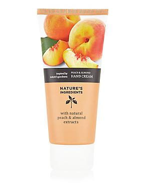Peach & Almond Hand Cream 100ml