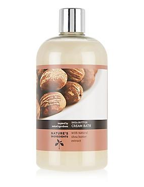 Shea Butter Bath Cream 500ml