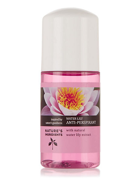 Water Lily Roll on Deodorant 50ml
