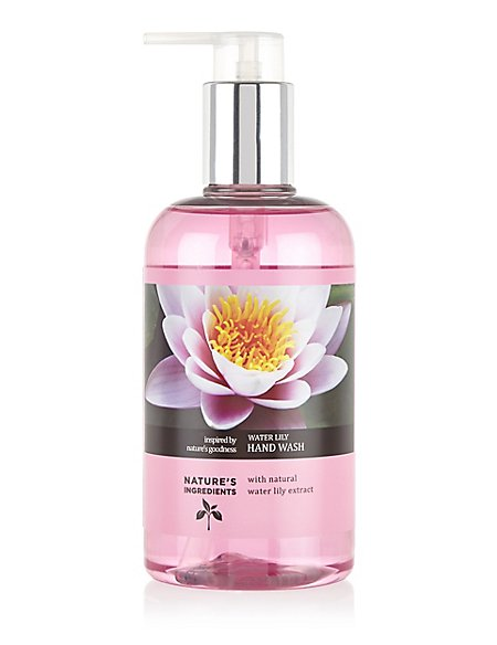 Water Lily Hand Wash 300ml
