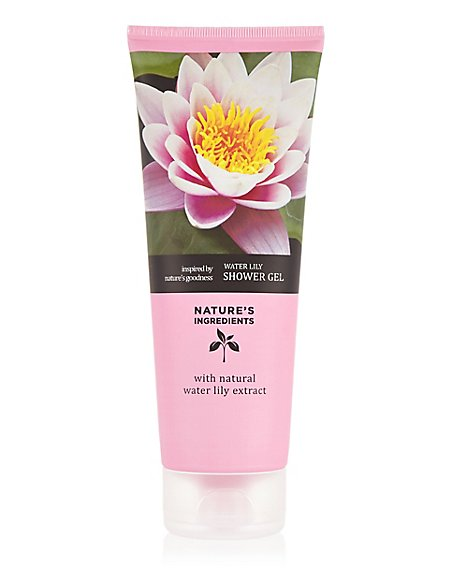 Water Lily Shower Gel 250ml
