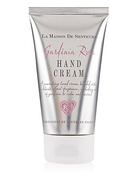 Gardenia Rose Hand Cream 75ml