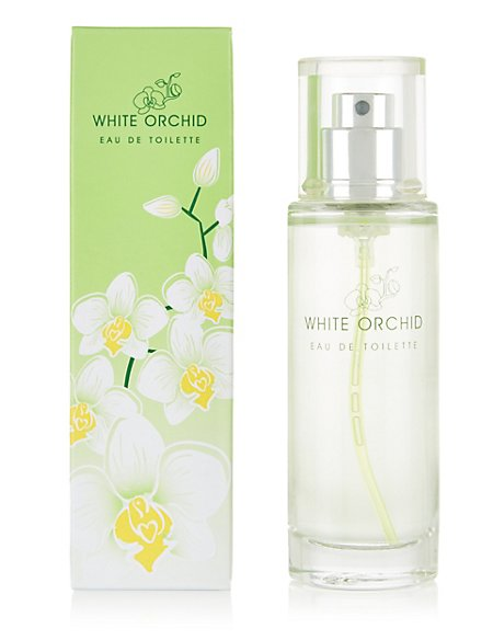 Limited Collection White Orchid Eau de Toilette 30ml