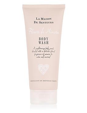 La Maison de Senteurs Fleurs de Mimosa Body Wash 200ml