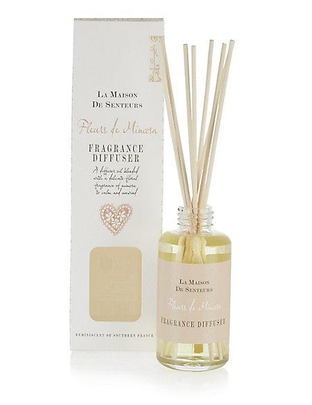 Fleurs de Mimosa Fragrance Diffuser 100ml