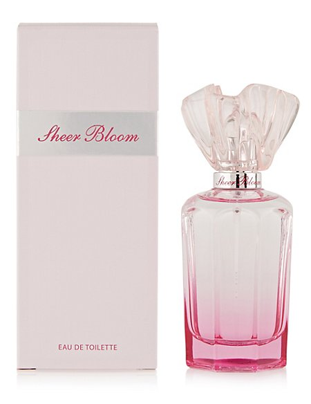 Sheer Bloom Eau de Toilette 75ml