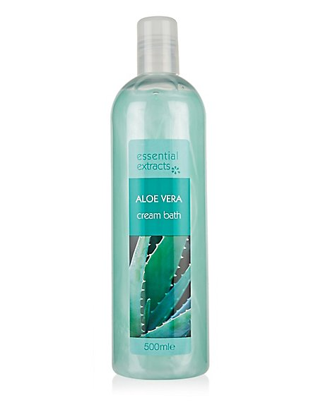 Aloe Vera Cream Bath 500ml