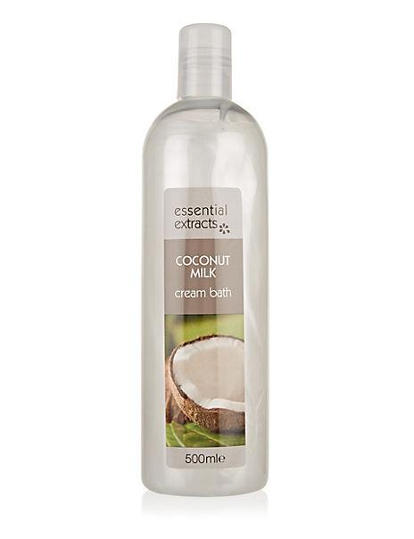 Coconut Milk Cream Bath 500ml