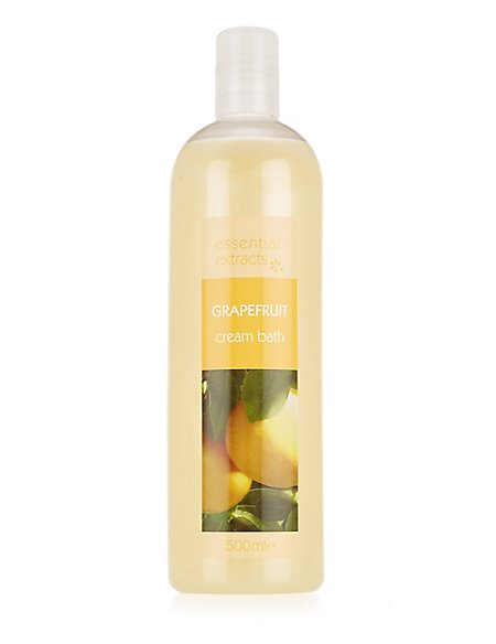 Grapefruit Cream Bath 500ml