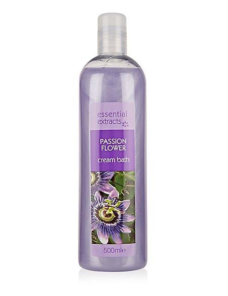 Passion Flower Cream Bath 500ml