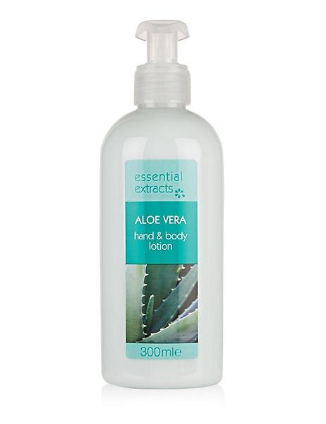 Aloe Vera Hand & Body Lotion 300ml