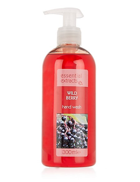 Wild Berry Hand Wash 300ml