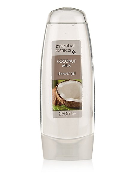 Coconut Milk Shower Gel 250ml