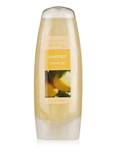 Grapefruit Shower Gel 250ml