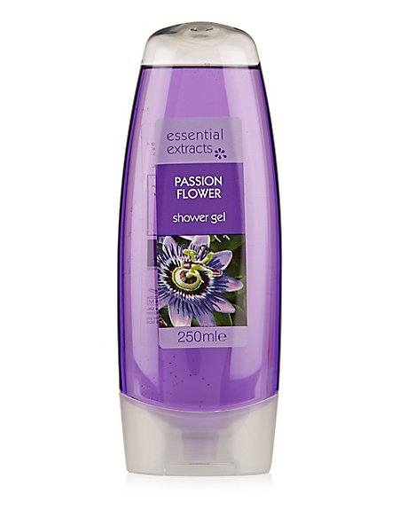 Passion Flower Shower Gel 250ml
