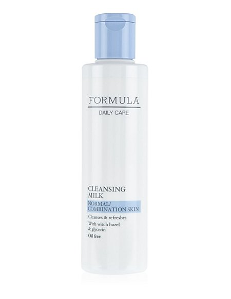 Daily Care Normal/Combination Skin Cleansing Milk 200ml