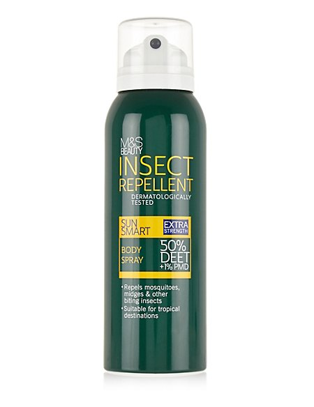 Extra Strong Insect Repellent Body Spray 125ml