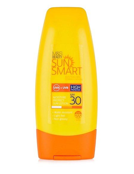 Moisture Protect Sun Lotion SPF30 200ml