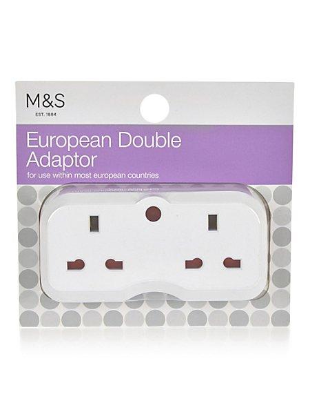 Double Europe Adaptor