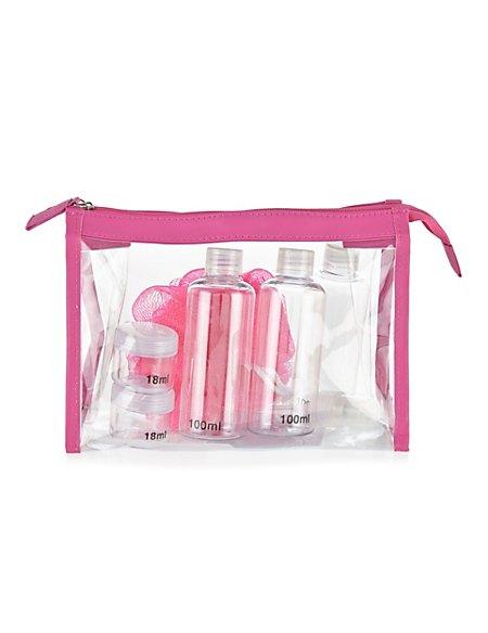 Ladies Deluxe Travel Bottle Set
