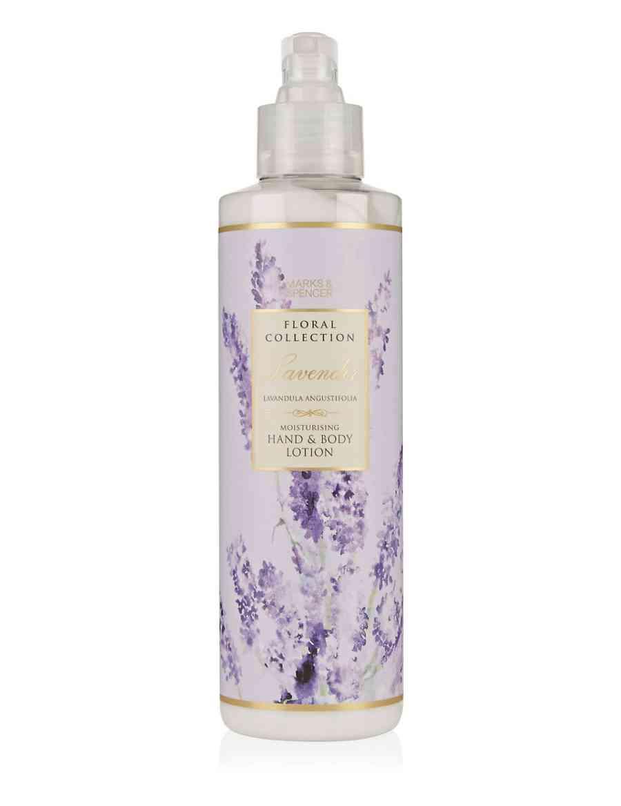 Lavender Hand Body Lotion 250ml