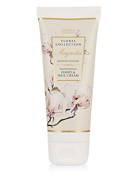 Magnolia Hand & Nail Cream 100ml