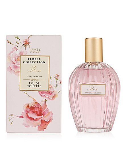 Rose Eau de Toilette 100ml