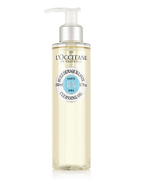 Shea Cleansing Oil 200ml