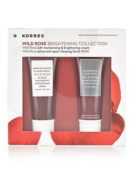 Wild Rose Brightening Collection