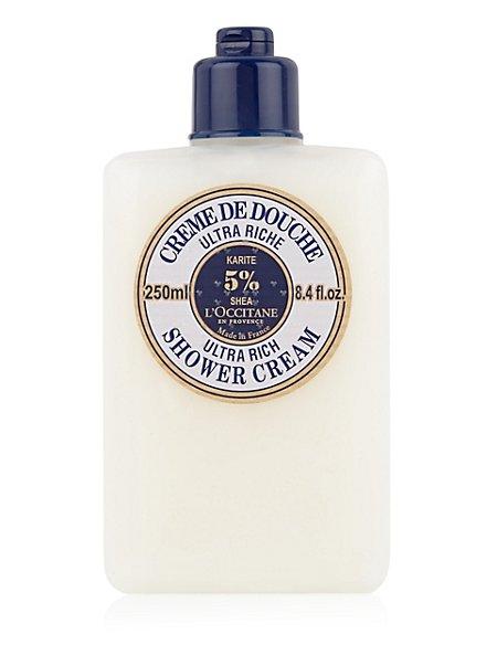 Shea Ultra Rich Shower Cream 250ml
